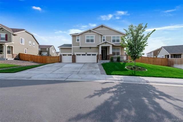 14289 Glencoe Street, Thornton, CO 80602 (#5940964) :: The Colorado Foothills Team | Berkshire Hathaway Elevated Living Real Estate