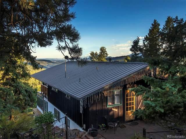 34326 Highview Drive, Pine, CO 80470 (#5941004) :: The HomeSmiths Team - Keller Williams