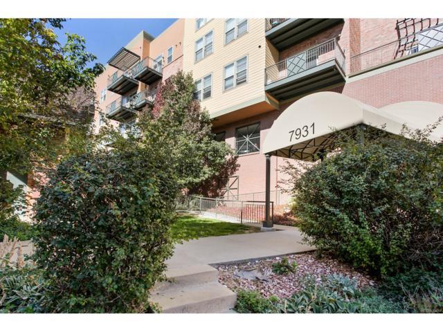 7931 W 55th Avenue #304, Arvada, CO 80002 (MLS #5941874) :: 8z Real Estate