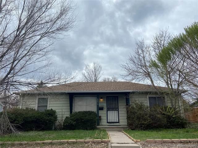 5075 Tejon Street, Denver, CO 80221 (#5942029) :: HomeSmart