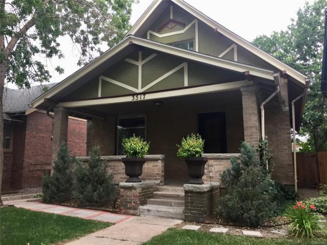 3517 York Street, Denver, CO 80205 (#5942118) :: The Pete Cook Home Group