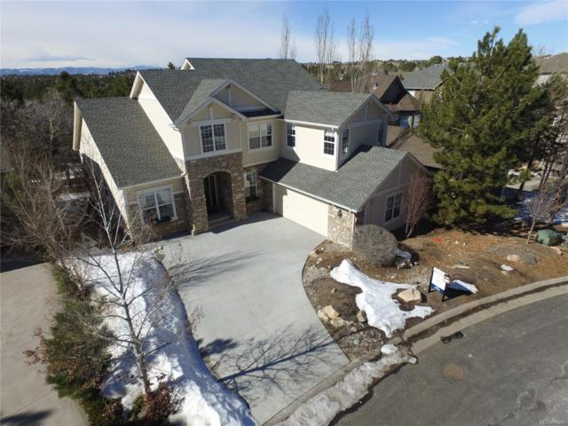 7115 Forest Ridge Circle, Castle Pines, CO 80108 (MLS #5942649) :: 8z Real Estate