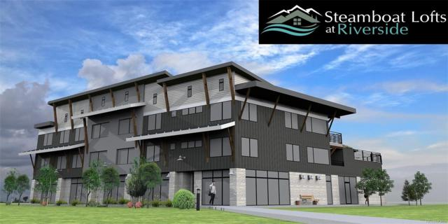2507 Riverside Drive #104, Steamboat Springs, CO 80487 (#5942665) :: The Griffith Home Team