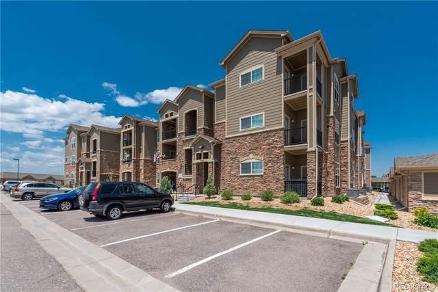17353 Wilde Avenue #305, Parker, CO 80134 (#5943592) :: Kimberly Austin Properties