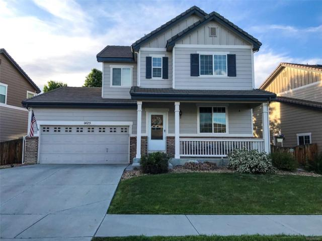 1425 Westin Drive, Erie, CO 80516 (#5944010) :: Mile High Luxury Real Estate