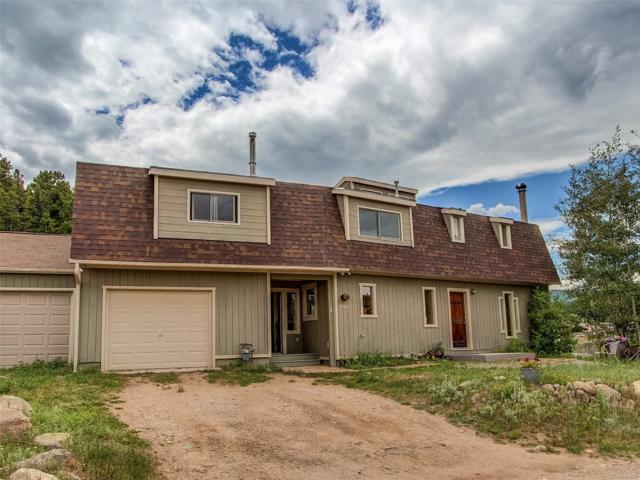 298 Lakeview Drive, Nederland, CO 80466 (#5944067) :: The City and Mountains Group
