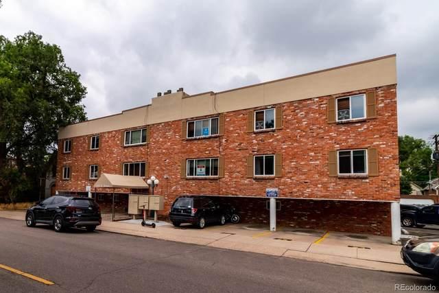 155 S Pennsylvania Street #306, Denver, CO 80209 (MLS #5944193) :: 8z Real Estate