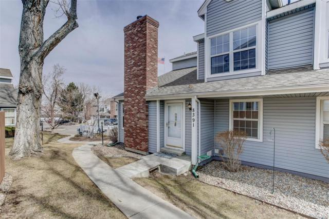 8391 W 90th Place #101, Westminster, CO 80021 (MLS #5944278) :: 8z Real Estate