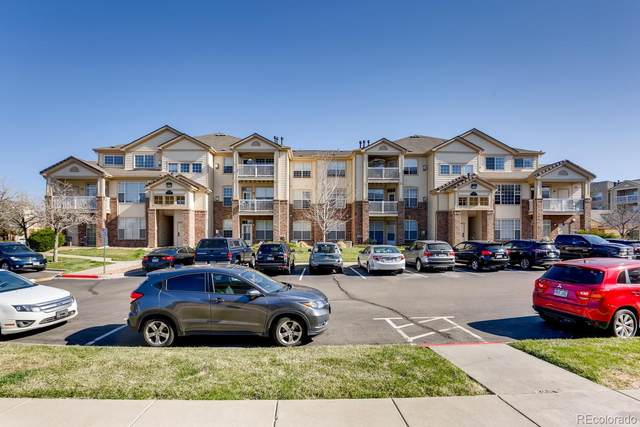 5703 N Gibralter Way #207, Aurora, CO 80019 (#5944324) :: Briggs American Properties