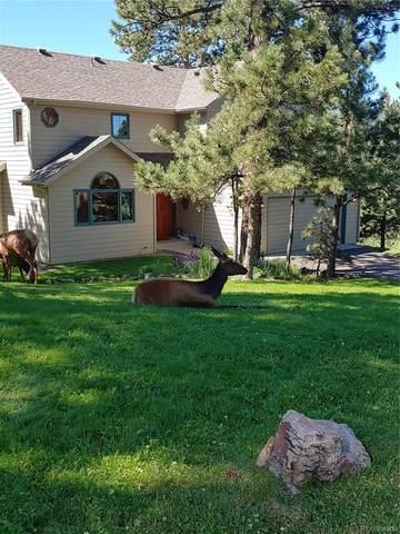 31346 Burn Lane, Evergreen, CO 80439 (#5944494) :: HergGroup Denver