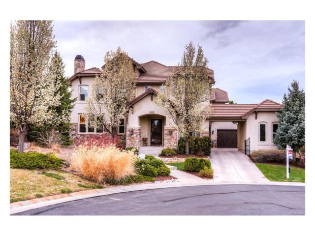 12431 Daniels Gate Drive, Castle Pines, CO 80108 (MLS #5944547) :: 8z Real Estate
