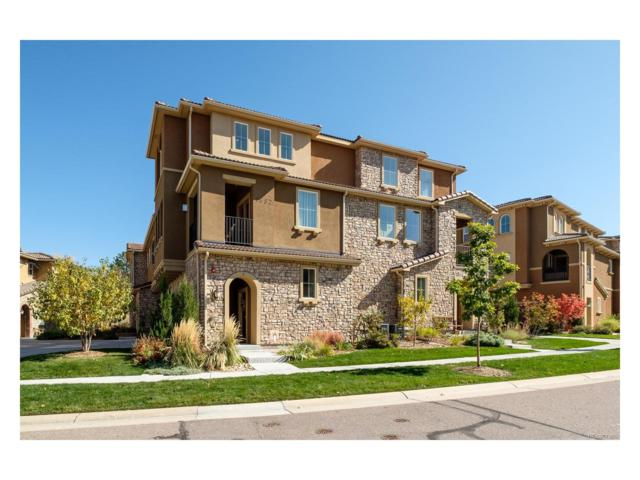 9482 Loggia Street D, Highlands Ranch, CO 80126 (#5944625) :: RE/MAX Professionals
