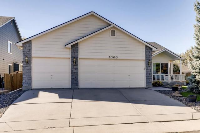 5000 E 117th Drive, Thornton, CO 80233 (MLS #5944809) :: Kittle Real Estate
