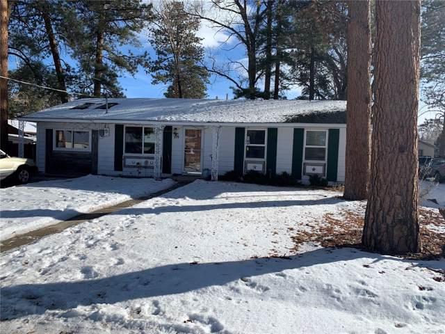613 Yale Ave Avenue, Buena Vista, CO 81211 (#5945311) :: True Performance Real Estate