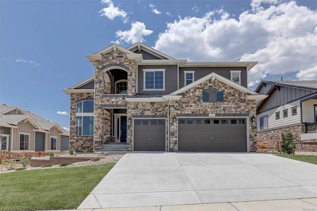 18672 W 87th Avenue, Arvada, CO 80007 (#5945382) :: The Heyl Group at Keller Williams