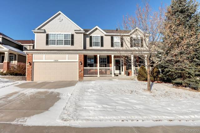 11691 Pine Hill Street, Parker, CO 80138 (#5945995) :: The Harling Team @ Homesmart Realty Group
