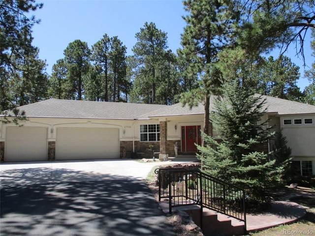 17738 Sawmill Road, Colorado Springs, CO 80908 (MLS #5946037) :: 8z Real Estate