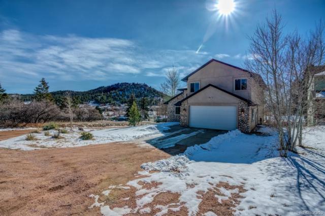 23 Gillia Street, Palmer Lake, CO 80133 (#5946782) :: Colorado Home Finder Realty