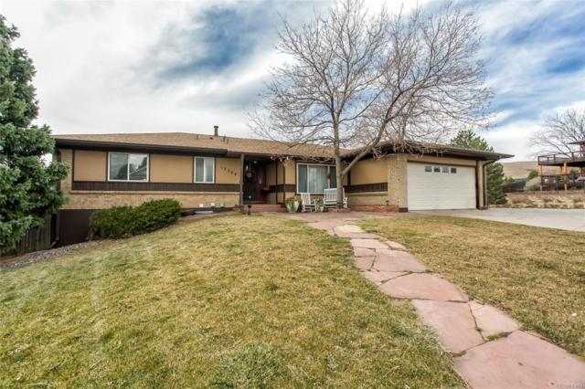 13384 W Utah Circle, Lakewood, CO 80228 (#5947006) :: HomePopper