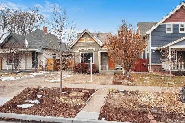 2931 N Franklin Street, Denver, CO 80205 (#5947065) :: Colorado Home Finder Realty