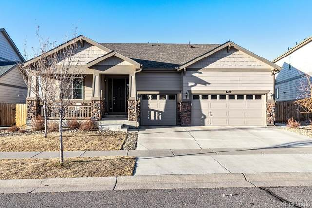 6119 S Harvest Court, Aurora, CO 80016 (#5947168) :: My Home Team