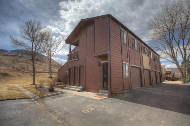 18308 W 58th Place #52, Golden, CO 80403 (#5947326) :: The Galo Garrido Group