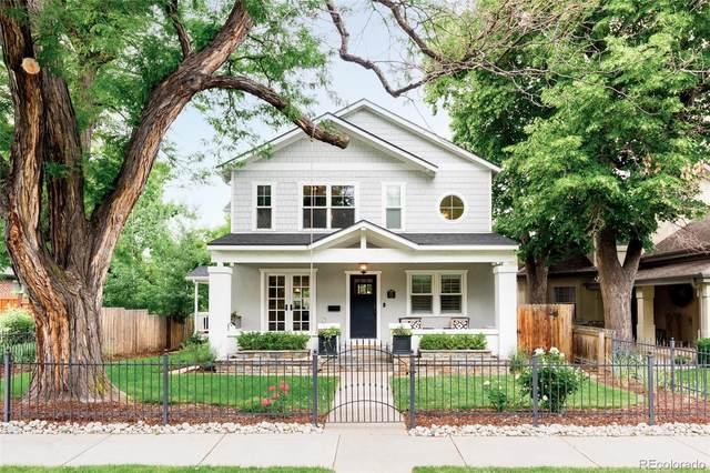 1283 S Josephine Street, Denver, CO 80210 (#5947449) :: Finch & Gable Real Estate Co.