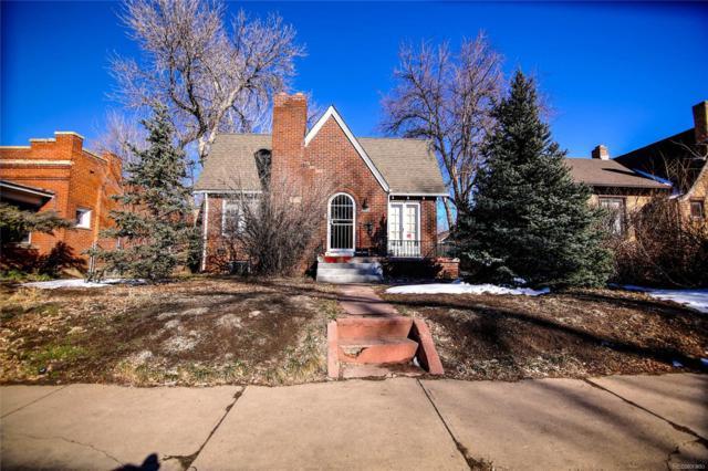 1380 S Washington Street, Denver, CO 80210 (MLS #5947522) :: 8z Real Estate