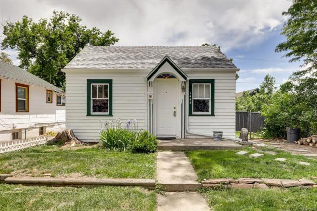1444 Ames Street, Lakewood, CO 80214 (MLS #5947899) :: Keller Williams Realty