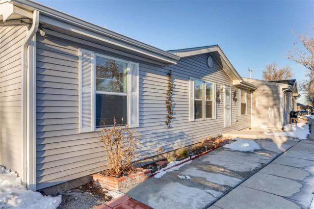 857 S Patton Court, Denver, CO 80219 (MLS #5948243) :: Bliss Realty Group