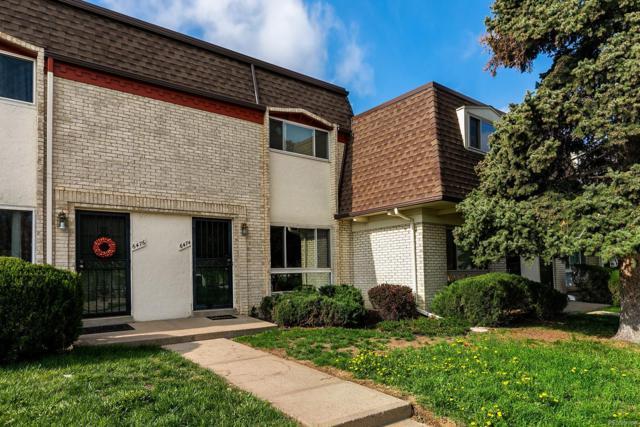 6474 E Mississippi Avenue, Denver, CO 80224 (#5948651) :: The Griffith Home Team