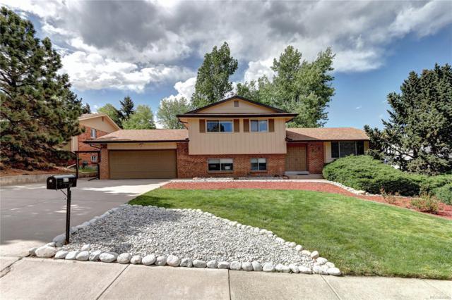537 Holman Way, Golden, CO 80401 (#5948654) :: The Peak Properties Group