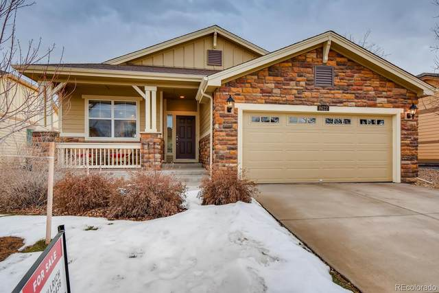 8622 E 148th Lane, Thornton, CO 80602 (#5948758) :: The HomeSmiths Team - Keller Williams