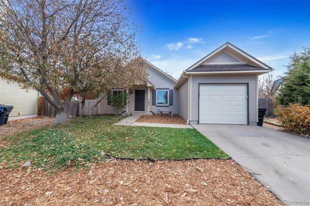 4942 S Rifle Court, Aurora, CO 80015 (MLS #5948792) :: Bliss Realty Group