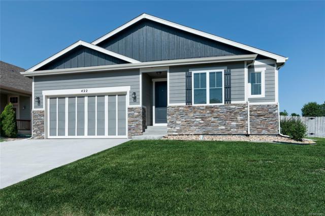 422 Heritage Lane, Johnstown, CO 80534 (MLS #5949336) :: 8z Real Estate