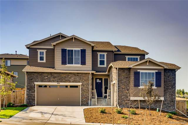 688 W 130th Avenue, Westminster, CO 80234 (#5949556) :: The DeGrood Team