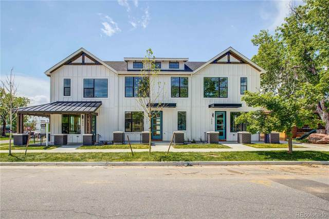 1993 S Lincoln Street, Denver, CO 80210 (#5949799) :: The DeGrood Team
