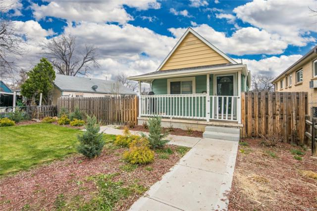 1377 Jamaica Street, Aurora, CO 80010 (MLS #5949897) :: 8z Real Estate