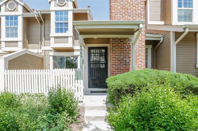 4363 S Blackhawk Way, Aurora, CO 80015 (MLS #5949995) :: 8z Real Estate