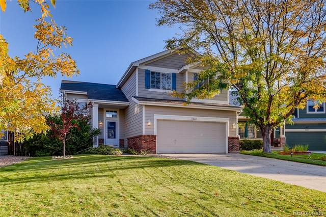 4030 S Rome Street, Aurora, CO 80018 (MLS #5950128) :: 8z Real Estate