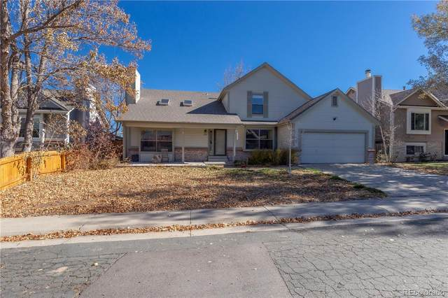 5456 S Simms Way, Littleton, CO 80127 (#5950433) :: The DeGrood Team
