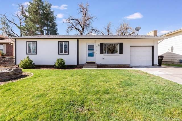 6428 W Kenyon Avenue, Denver, CO 80235 (MLS #5950534) :: 8z Real Estate