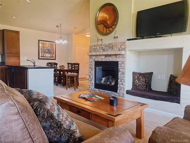 154 Village Road C303, Granby, CO 80446 (MLS #5950743) :: 8z Real Estate