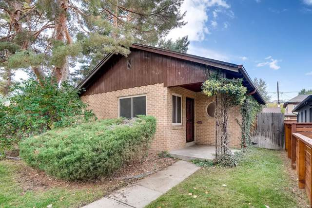 747 Clermont Street, Denver, CO 80220 (#5951563) :: Real Estate Professionals