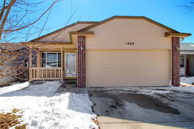 1980 W 100th Place, Thornton, CO 80260 (#5951632) :: My Home Team