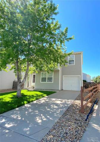 11898 W Tufts Place, Morrison, CO 80465 (#5951900) :: The Peak Properties Group