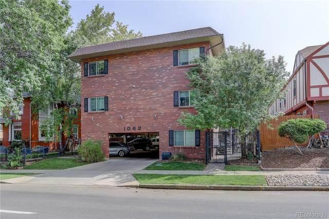 1062 Josephine Street #8, Denver, CO 80206 (#5951912) :: Wisdom Real Estate