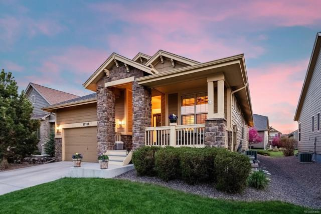 22138 E Stroll Avenue, Parker, CO 80138 (#5951924) :: The DeGrood Team