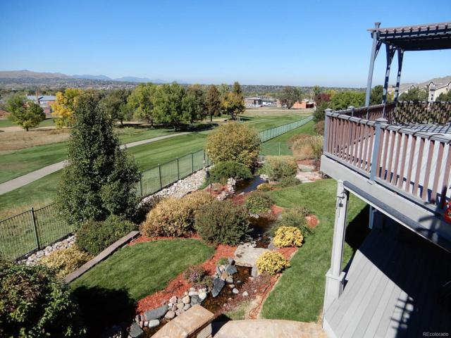 7886 W Newberry Circle, Lakewood, CO 80235 (#5952050) :: The Dixon Group