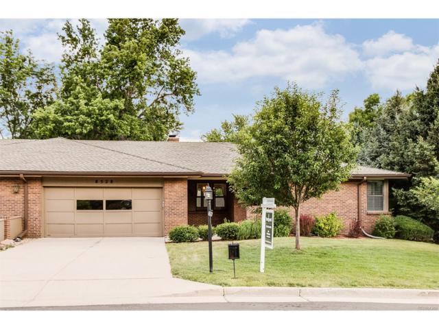 8528 W 10th Avenue, Lakewood, CO 80215 (MLS #5952417) :: 8z Real Estate